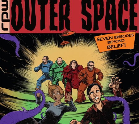 RPWL   Tales From Outer Space 2019